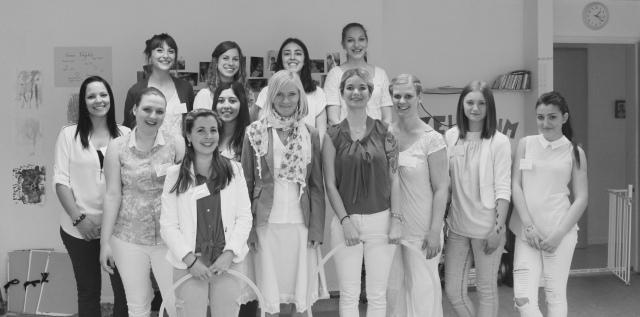 Team 2015 Kita Kiriku Luzern