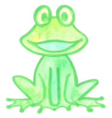 Kita Kiriku Luzern Frosch