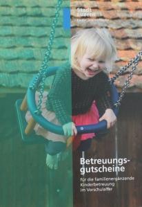 Flyer Betreuungsgutscheine Kita Kiriku Luzern