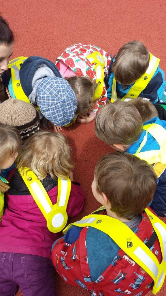 Bildung- und Erziehungspartnerschaft in der Kita Kiriku Luzern
